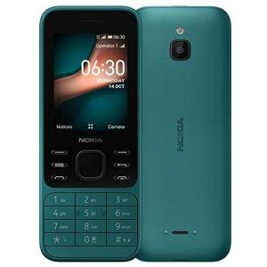 Telefon Nokia 6300 4G DS Cyan