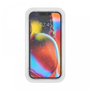 Spigen szkło hartowane ALM Glass FC 2-pack do iPhone 13 Mini czarne