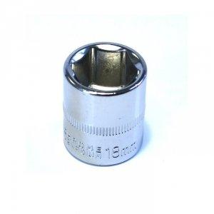 Nasadka sześciokątna 3/8` 18mm