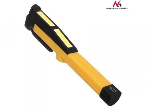 Lampka długopis LED Maclean MCE173 3W COB magnetyczna