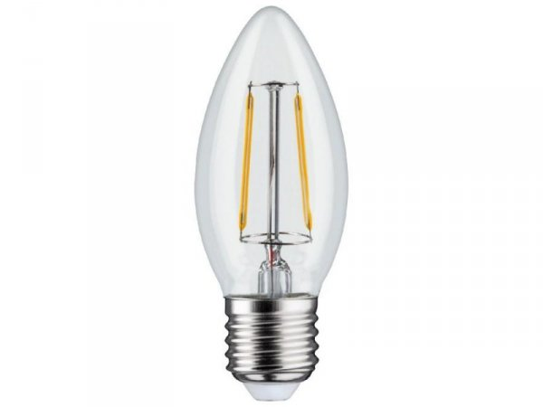 Żarówka filamentowa LED E27 Maclean MCE264 WW 4W 230V ciepła biała 3000K 400lm retro edison