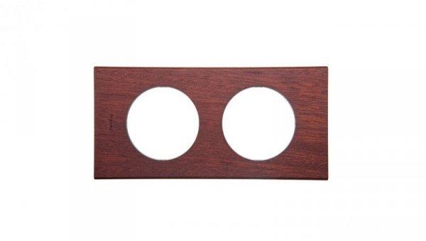 CELIANE Ramka podwójna drewno Poziomy i pionowy Linia Materials 069222