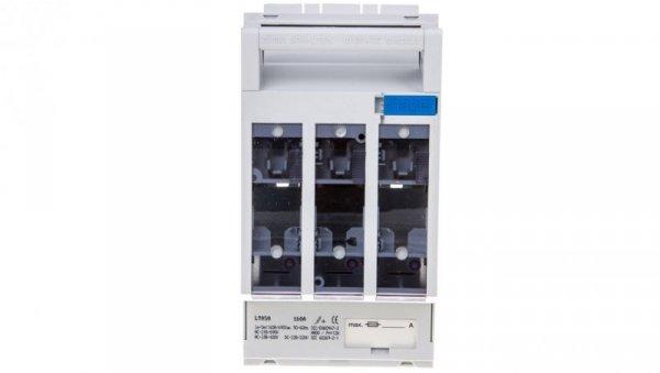 Rozłącznik bezpiecznikowy 3P 160A NH00 LT050