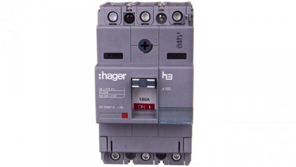 Rozłącznik mocy 3P 160A HCA160H