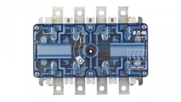 Rozłącznik izolacyjny 4P 160A DMV160N/4 1814179