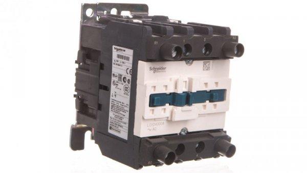 Stycznik mocy 60A AC-1 4P 24V AC 0Z 0R LC1D40008B7