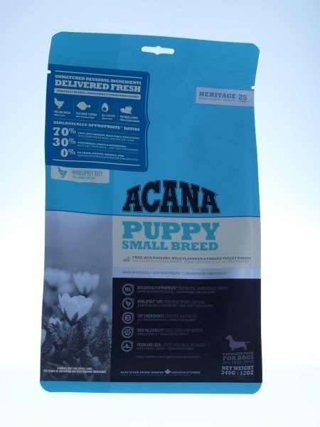ACANA PIES 2kg PUPPY SMALL BREED   /7