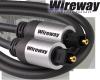 Kabel Optyczny Wireway 4m Toslink S/PDIF