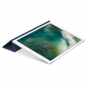 Etui Apple Leather Smart Cover do iPad Pro 12,9 Midnight Blue (nocny błękit)