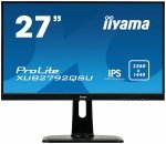 IIYAMA XUB2792QSU-B1 27 QHD IPS HDMI PIVOT ULTRA SLIM