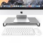 Satechi Aluminium iMac & Monitor Stand Space Gray