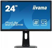 IIYAMA 24 B2483HS-B1 FulHD PIVOT 2ms