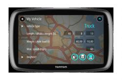 TomTom Trucker 6000 LTS 6 Europa (dożywotnia aktualizacja)