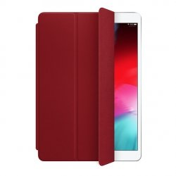 Apple Leather Smart Cover do iPad Air 10,5 / iPad Pro 10,5 Product Red (czerwony)
