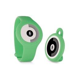 Withings Go - monitor aktywności fizycznej i snu z wyświetlaczem E Ink (zielony)