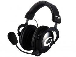 QPAD QH-90 czarne eSPORT Hi-Fi Pro Gaming