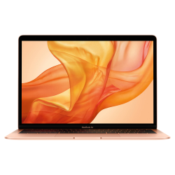 MacBook Air Retina True Tone z Touch ID i5 1.6GHz / 16GB / 256GB SSD / UHD Graphics 617 / macOS / Gold (2019)