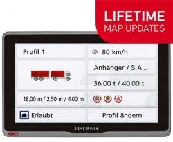 Becker Transit 7SL Europa