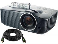 Projektor OPTOMA HD151X DLP FULL 3D 1080p, 28000:1, 2800AL + kabel HDMI 5m