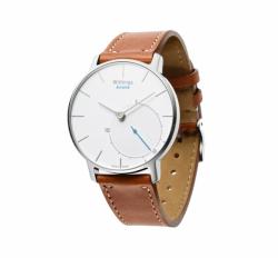 Withings Activité - zegarek monitorujący aktywność fizyczną i sen iOS i Android (srebrny)