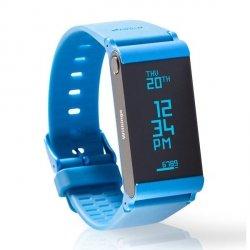 Withings Pulse Ox- monitor aktywności fizycznej, snu, pulsu i saturacji iOS i Android (niebieski)