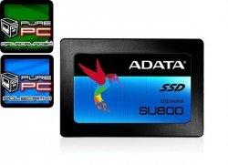 Dysk ADATA 512GB 2,5 SATA SSD Ultimate SU800 3D NAND