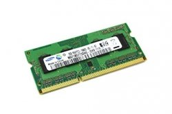 Pamięć RAM 2GB Samsung SO-DIMM DDR3 1333MHz CL9
