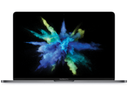 Nowy Apple MacBook Pro 15 Retina Touch Bar i7-6820HQ/16GB/512GB SSD/OS X Sierra/AMD Radeon Pro/Silver