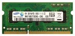 Pamięć RAM 2GB Samsung SO-DIMM DDR3 1600MHz PC3-12800