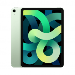 Apple iPad Air 4-generacji 10,9 cala / 256GB / Wi-Fi + LTE (cellular) / Green (zielony) 2020 - nowy model
