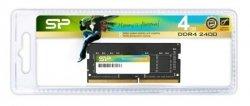 Pamięć Silicon Power SODIMM DDR4 4GB 2400MHz CL17