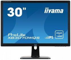 IIYAMA XB3070WQS-B1 30 AH-IPS WQS 109% AdobeRGB, 146% sRGB