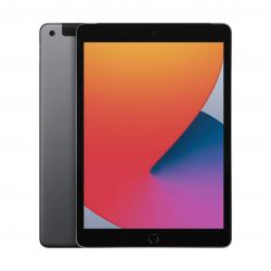 Apple iPad 8-generacji 10,2 cala / 128GB / Wi-Fi + LTE (cellular) / Space Gray (gwiezdna szarość) 2020 - nowy model