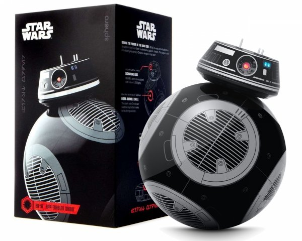 STAR WARS BB-9E droid by Sphero iOS Android
