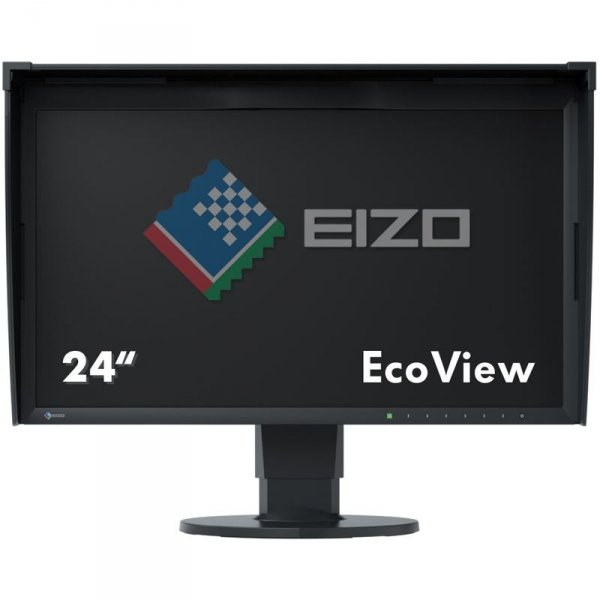 EIZO ColorEdge CG248 24 4K IPS, 99% Adober RGB + Kaptur