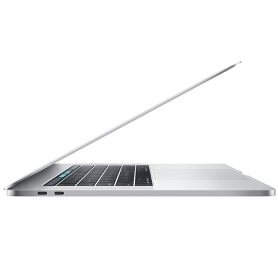 MacBook Pro 15 Retina Touch Bar i9-9980H / 32GB / 1TB SSD / Radeon Pro 560X / macOS / Silver (2019)