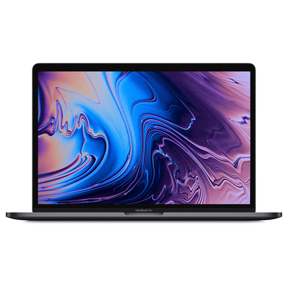 MacBook Pro 13 Retina Touch Bar i7 1,7GHz / 16GB / 128GB SSD / Iris Plus Graphics 645 / macOS / Space Gray (2019)