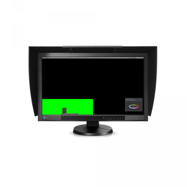EIZO ColorEdge CG277 27 IPS QHD 99% Adober RGB, ColorNavigator