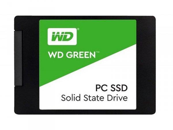 Dysk SSD WD 120GB WD Green SSD 3D NAND