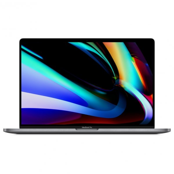 MacBook Pro 16 Retina Touch Bar i9-9980HK / 32GB / 4TB SSD / Radeon Pro 5500M 4GB / macOS / Space gray (gwiezdna szarość)