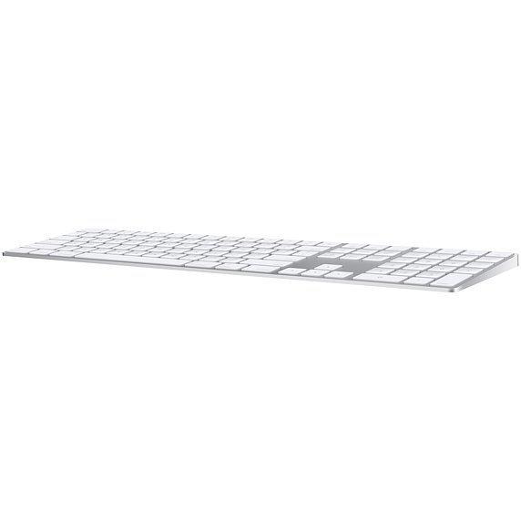 Klawiatura Apple Magic Keyboard z polem numerycznym Silver (srebrny)