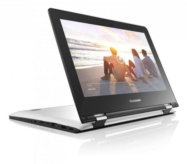 Lenovo Yoga 300-11 N3540/2GB/500GB/Win10 Touch Biały