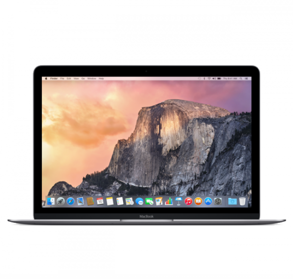 MacBook 12 Retina i7-7Y75/16GB/512GB/HD Graphics 615/macOS Sierra/Space Gray