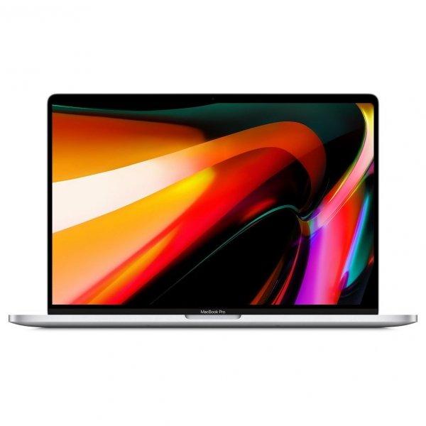 MacBook Pro 16 Retina Touch Bar i7-9750H / 16GB / 8TB SSD / Radeon Pro 5300M 4GB / macOS / Silver (srebrny)