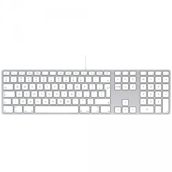 Apple Keyboard z polem numerycznym