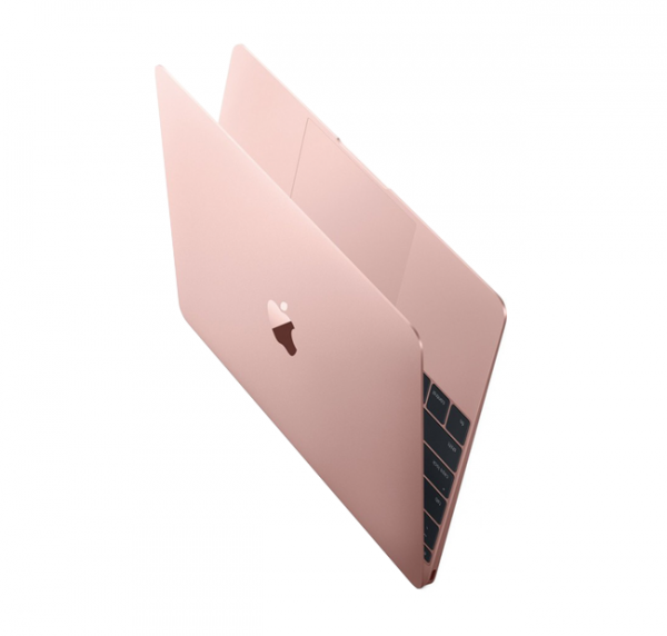 MacBook 12 Retina i5-7Y54/16GB/512GB/HD Graphics 615/macOS Sierra/Rose Gold