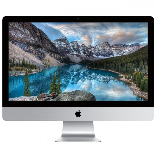 "iMac 27"" Retina 5K i5-7600/64GB/1TB Fusion/Radeon Pro 575 4GB/macOS Sierra"