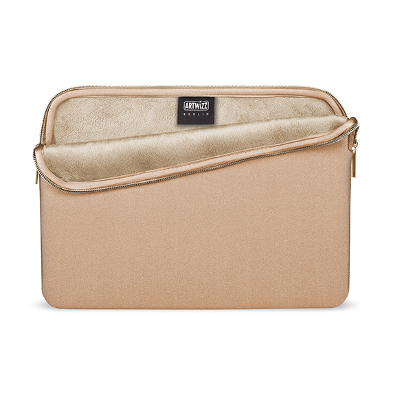 "Artwizz Neoprene Sleeve Etui do MacBook Pro 15"" 2018/2017/2016 Gold (złoty)"