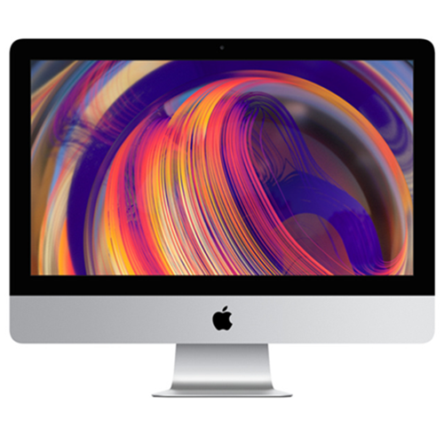 iMac 21,5 Retina 4K i3-8100 / 16GB / 512GB SSD / Radeon Pro 555X 2GB / macOS / Silver (2019)