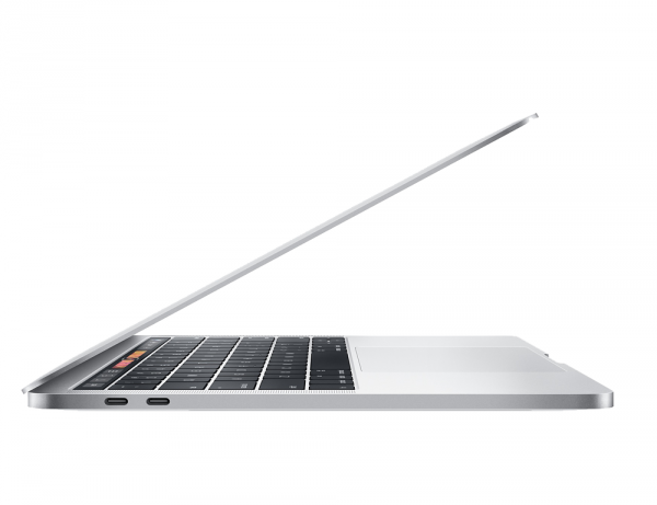 MacBook Pro 13 Retina TouchBar i5-7287U/16GB/512GB SSD/Iris Plus Graphics 650/macOS Sierra/Silver